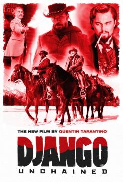 Django Unchained. Released in cinemas on 25th December 2012.