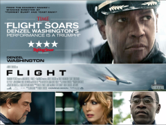 Flight is released in the UK February 1st 2013.