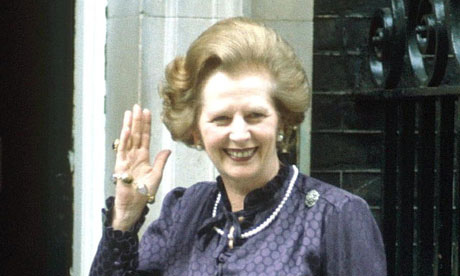 Margaret Thatcher died at the Ritz hotel in London