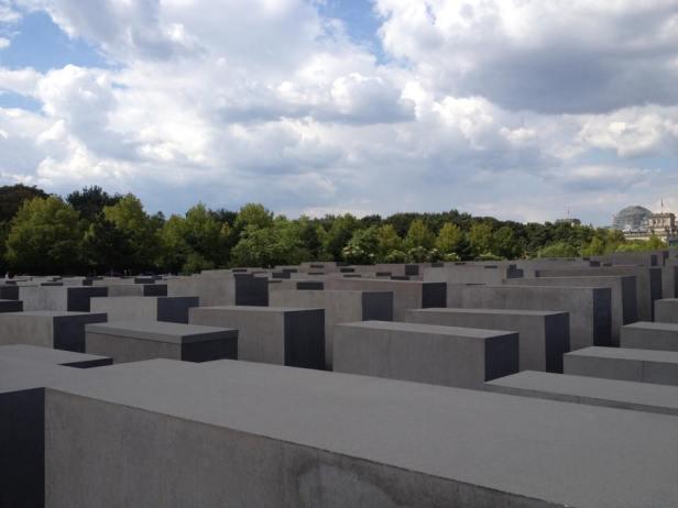 Memorial to the Murdered Jews of Europe, Berlin