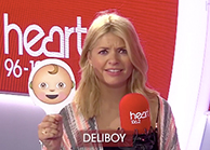 Watch Holly Willoughby Play 'Baby Name Or Car'