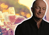 Heart Talks To Celebrity TV Wine Expert Oz Clarke