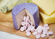 Parma Violet Flavoured Cheese Is As Bonkers As It Sounds